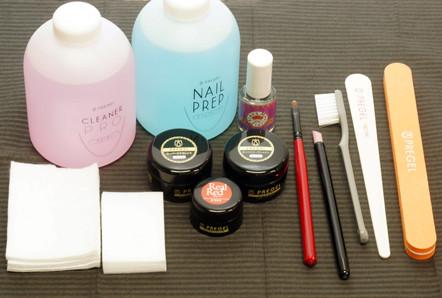 ネイルで必要な用品を通販でお求めなら、検定用品も扱う「プリジェル」~アート筆やソークオフなど純国産ジェルネイル~